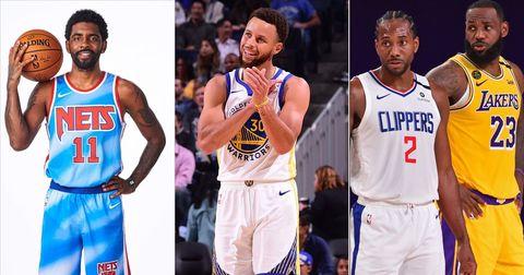 НБА отворање