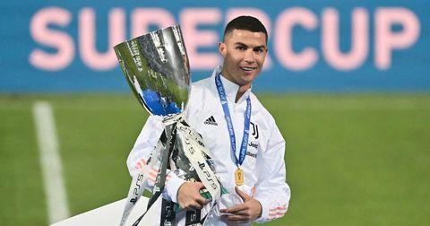 Роналдо трофеј