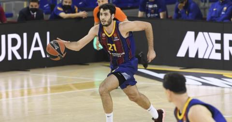 Барселона баскет