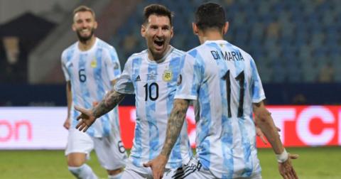Аргентина Меси