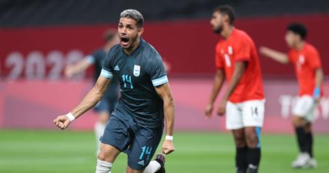 Аргентина гол
