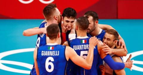 Италија Иран