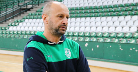 Жељко Бабиќ тренер на РК Еурофарм Пелистер