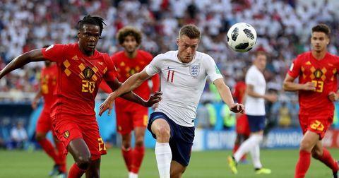 Англија Белгија најава
