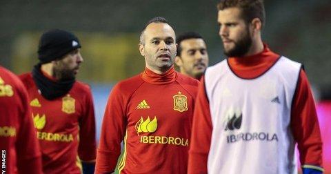 Фудбал-Откажан-натпреварот-Белгија-Шпанија