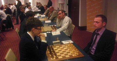 Филип Панчевски на шаховски турнир