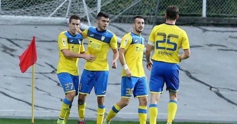 Нестороски слави гол за екипата на Интер Запрешиќ