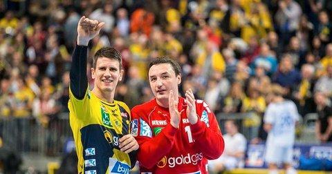Шмит и Ристовски одпоздравуваат по победа на Рајн Некер Ловен