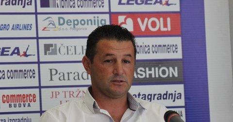 Тренерот на Будуќност, Вукотиќ на прес-конференција