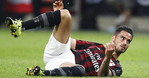 Сусо во дресот на Милан