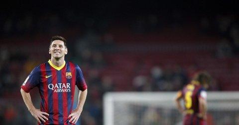 Лео Меси во дресот на Барселона