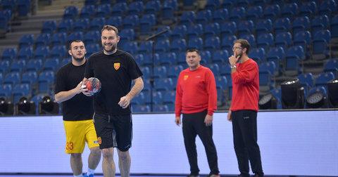 Насмевки и оптимизам кај македонските ракометари пред европското деби
