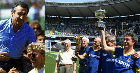 Верона шампион на Италија