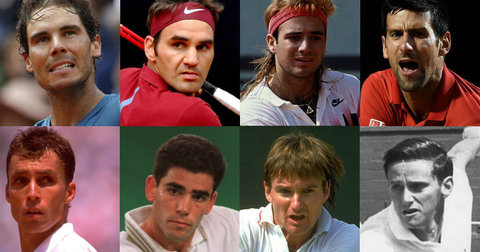 тенисери со 200 победи