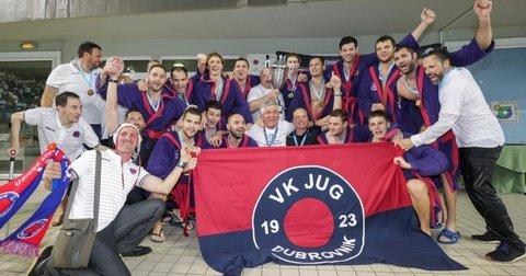 Југ европски шампион