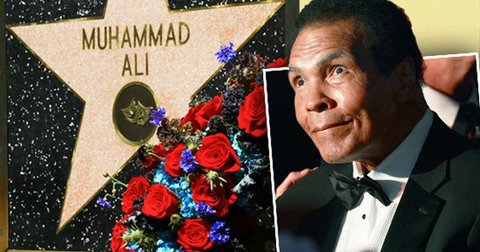 Мухамед Али погреб