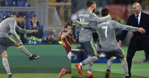 Кристијано Роналдо најубав гол