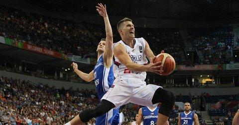 Србија против Чешка олимписки квалификации
