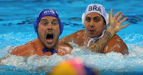 Унгарија против Бразил ватерполо