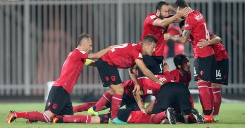 Албанија