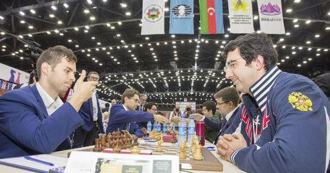 шаховска Олимпијада во Баку