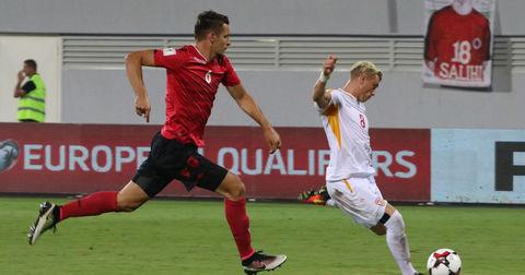 Алиоски против Албанија
