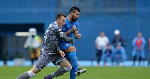 Динамо Загреб против Хајдук