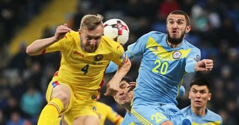 Романија против Казахстан