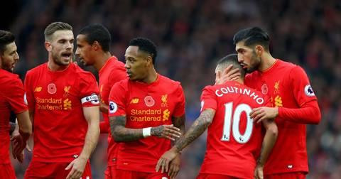 Ливерпул победа