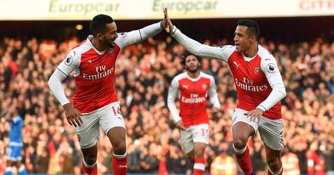 Арсенал победа