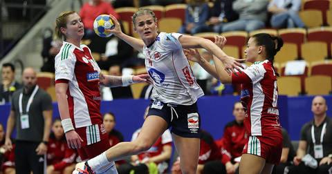 Норвешка против Унгарија
