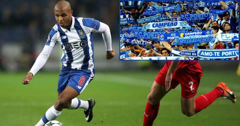 навивачи на Порто