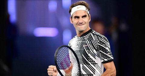 Роџер Федерер победа