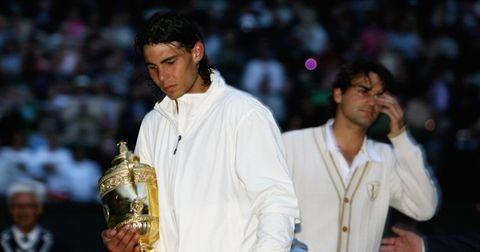 Рафаел Надал и Роџер Федерер
