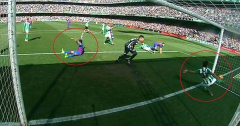 Барселона поништен гол