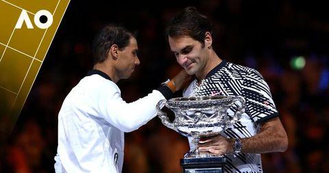 Рафаел Надал и Роџер Федерер чудо на модерниот спорт