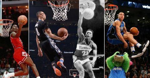 НБА забивање