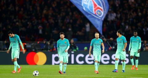 Барселона грешка