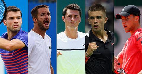 нова генерација на АТП тенис
