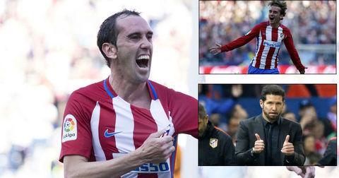 Атлетико Мадрид насловна