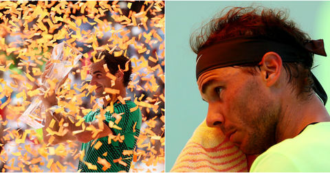 Федерер и Надал