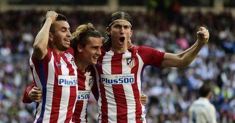 Атлетико Мадрид непоразеност