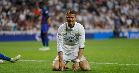 Реал Мадрид отсуства