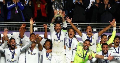 Реал Мадрид титула
