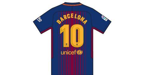 Барселона дрес