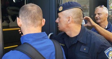 Руни полицаец