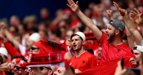 Албанија навивачи