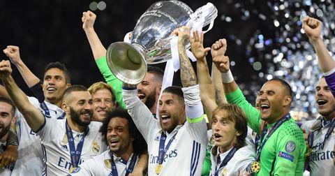 Реал Мадрид обложувалници