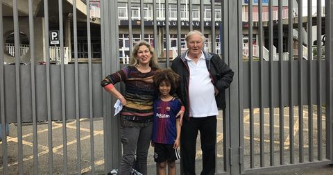 Фамилија од Австралија