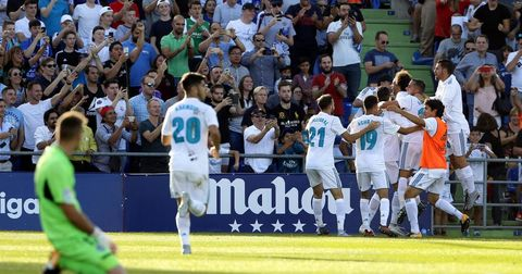 Роналдо победа